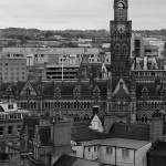 """Bradford Town Hall"" by pattullo"