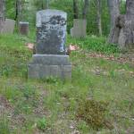 """Flat Swamp Cemetery cmh May 17, 2008 32129 PM"" by clareh61"