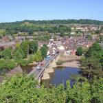 """Bridgnorth Low Town  (15975-RDA)"" by rodjohnson"