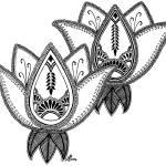 """""""Lotus"""" by norablansett"""