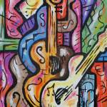 """""""Violin"""" by JohnnyGoolsby"""