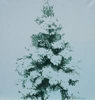 decorated pine