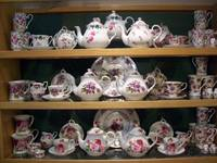 tea service window