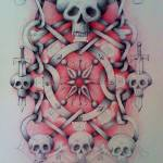 """""""skulls"""" by slupinski"""