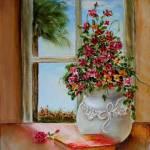 """Window Vase"" by jcampbellsimmons"