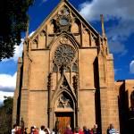 """CHURCH IN SANTA FE"" by claudemarshall"
