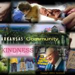 """Arkansas-- Community Kindness"" by kathytarochione"