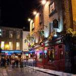 """A Night at Temple Bar"" by bernard"