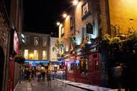 A Night at Temple Bar