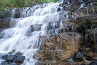 Cascading Waterfall