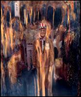 Delegate on Fire by WorldWide Archive
