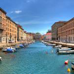 """The Grand Canal of Trieste"" by scingram"