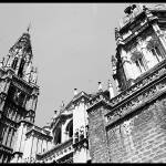 """Spain 097 bw"" by carolinehead"