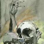 """Dry Bones Rising"" by micahdudash"