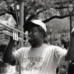 """New Orleans Trumpeter"" by Photoclassics"