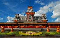 The Magic Kingdom - Halloween
