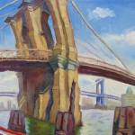 """Brooklyn Bridge"" by ejak"