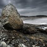 """""""Rocks on Second Beach"""" by metzgarpaul"""