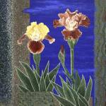 """Fine Art Prints Irises Iris Flowers WallArt Garden"" by BasleeTroutman"