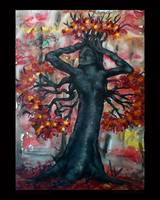 Autumn Tree Goddess
