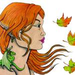 """Fall Elf & Dragon"" by Enchantments"