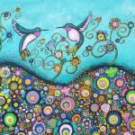 """Hummingbird Haven"" by juliryan"