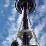"""Seattle Space Needle"" by cheshirecatgrl7"