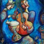"""""""Music Magic"""" by marydelave"""