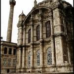 """Ortaköy mosque"" by carolinehead"