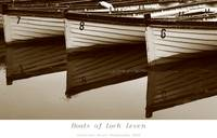 Boats of Loch Leven