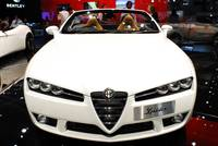 Alfa Romeo, London Motorshow, August 2008