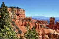 Bryce Canyon digital painting 001