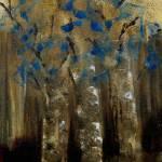 """Three Crooked Sponge Trees"" by RuthPalmer"