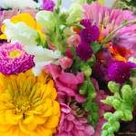 """Farm Market Flowers(2) 8109"" by photohogdesigns"