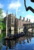 St John's College - Bridge of Sighs