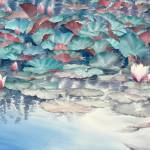 """Waterlilies Collection IV-08"" by mgcruz"