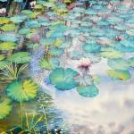 """Waterlilies Colllection  II-08"" by mgcruz"