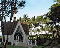 Hawaiian Wedding Chapel