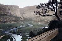 Hetch Hetchy Valley Overview, Yosemite Park c1910 by WorldWide Archive