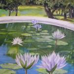 """""""Water Lilies Rising"""" by kyaudeart"""