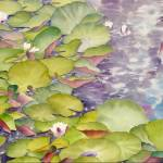"""Waterlilies Collection  IX-04"" by mgcruz"