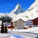 """""""Matterhorn-Zermatt"""" by FredericKohli"""