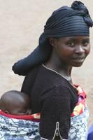 Rwanda Mother & Child