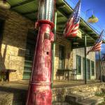 """Filling Station, Driftwood, Texas"" by dawilson"