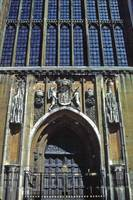 West Door, King's College Chapel, Cambridge