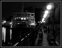 Salford quays night shots