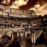 """he Colosseum (circa 71 AD)"" by DenisW"