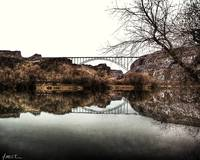 The Perrine Bridge, Centennial Park