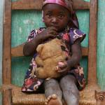 """""""A Doll with her bear"""" by JasonHarper"""