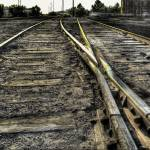 """Train Tracks"" by MatthewBrander"